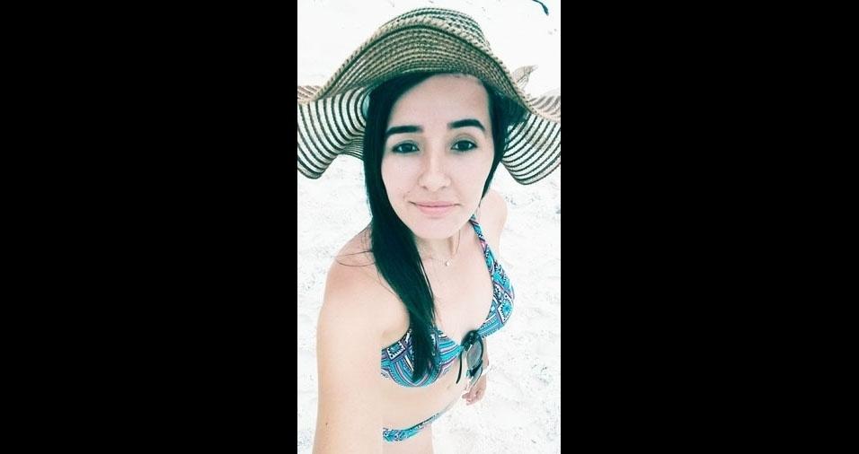 Jayni Henriques, 22 anos, de Pádua (RJ)