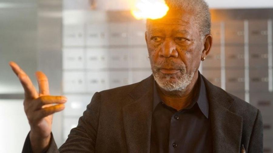 Morgan Freeman - Reprodução/BOL