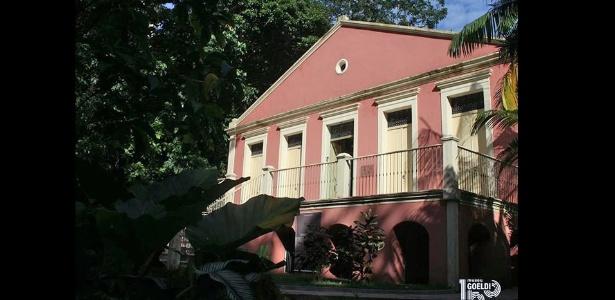 Reprodução/Museu Paraense Emílio Goeldi