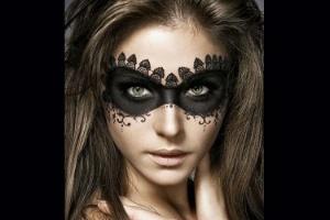 50 Maquiagens De Halloween Nem Tanto Assustadoras Para Voce Fazer Em Casa Listas Bol