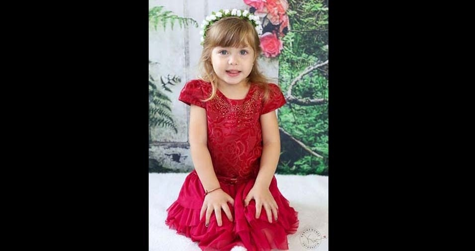 Rosemeire, de Miracatu (SP), enviou foto da princesa Melissa