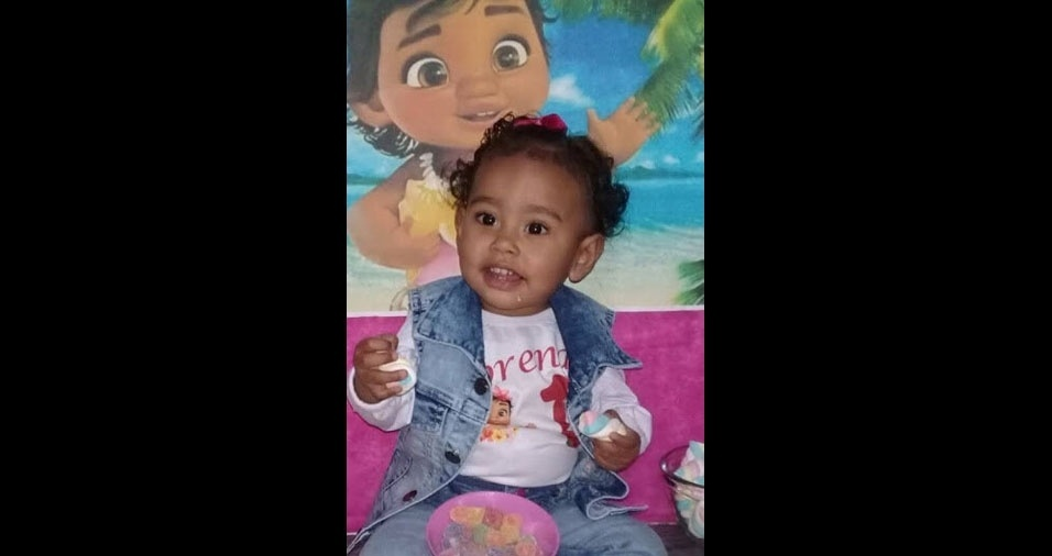 Ana Paula do Amaral Silva enviou foto da filha Lorena, de São Paulo (SP)