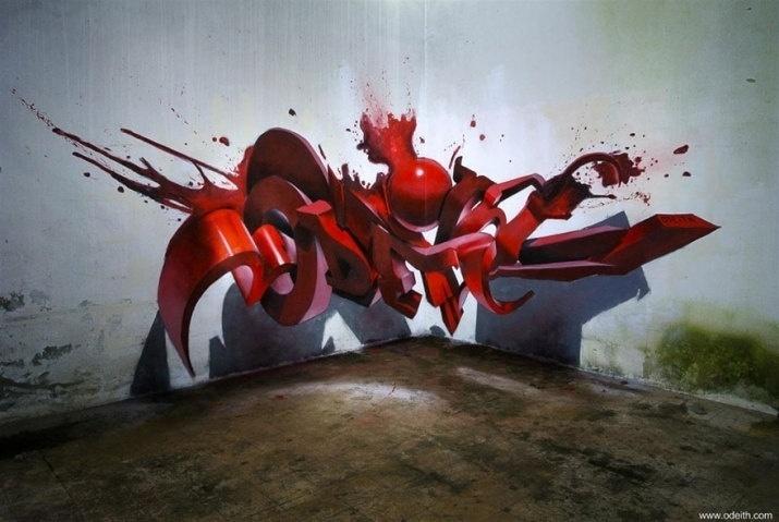 28.dez.2015 - Em 2005, o artista ficou internacionalmente reconhecido por suas impressionantes incursões no campo da arte, ganhando ainda mais destaque pelas composições em perspectiva