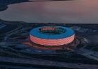 Conheça o estádio no Azerbaijão que briga para ter uma final da Champions