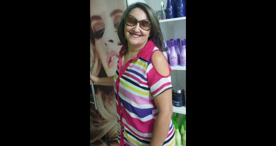 Joelma Bento, 48 anos, de Parnamirim (RN)