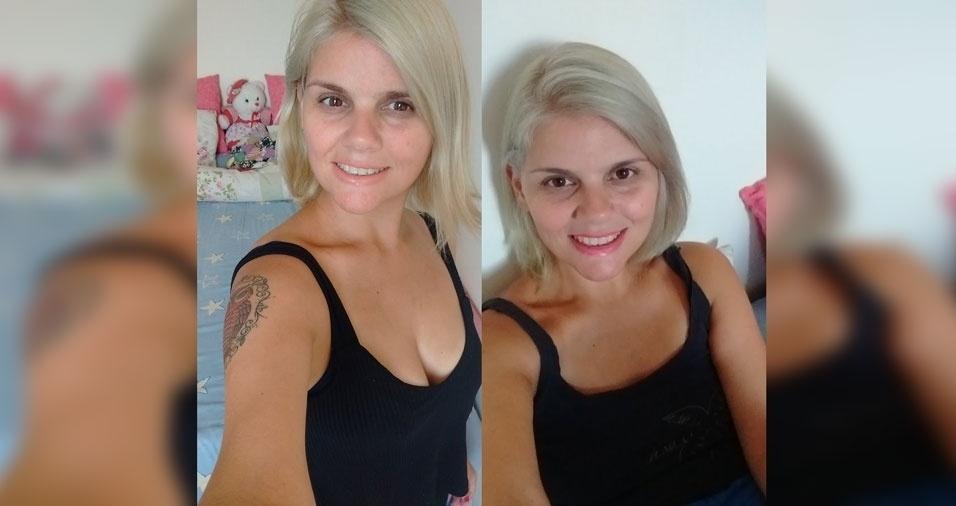 Giselhe Alves Ribeiro, 38 anos, de Paulínia (SP)
