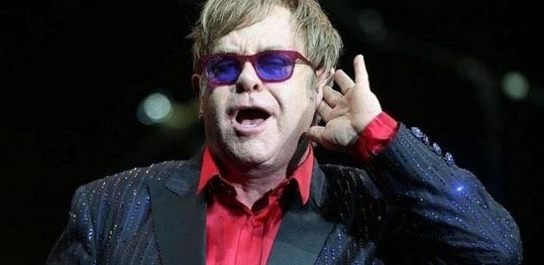 Elton John e James Taylor se apresentarão em Porto Alegre no próximo dia 4