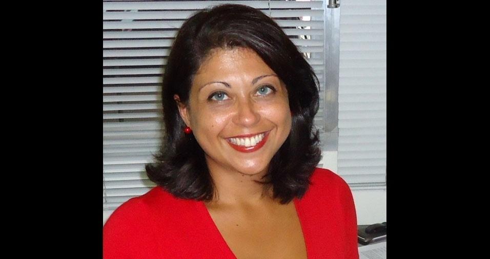 Rita Flores, 40 anos, de São Paulo (SP)