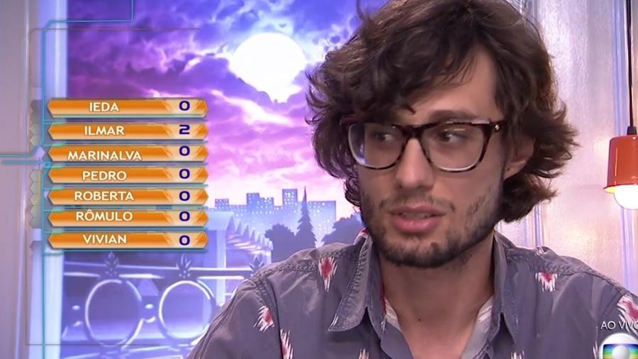 Pedro acredita que possa ser indicado - Reprodução/TV Globo