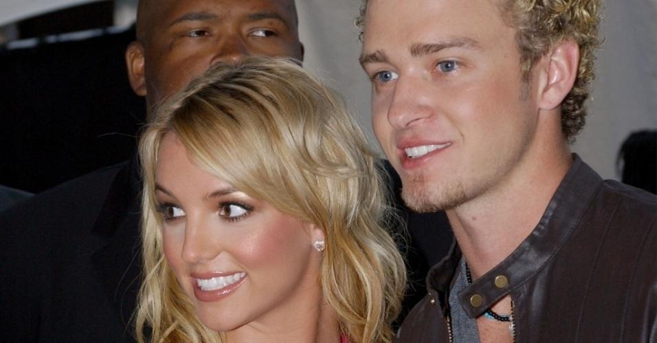 Britney Spears e Justin Timberlake