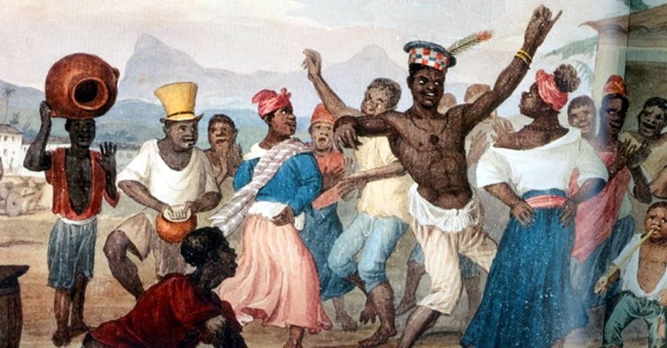 Resultado de imagem para a História do samba