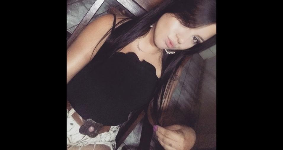 Ingrid Cristina, 23 anos, de São José do Rio Preto (SP)