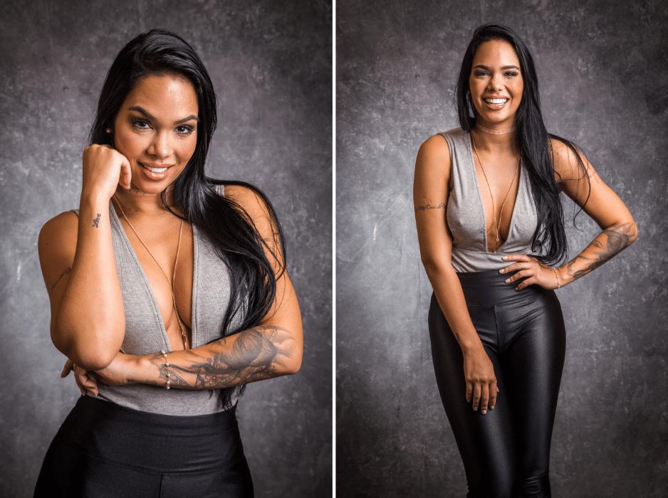 Jan.2017 - Mayara tem tatuagens nos dois braços, no esquerdo são pelo menos três desenhos; enquanto no direito, a sister exibe duas tattoos discretas: uma perto do bíceps e outra próximo ao punho
