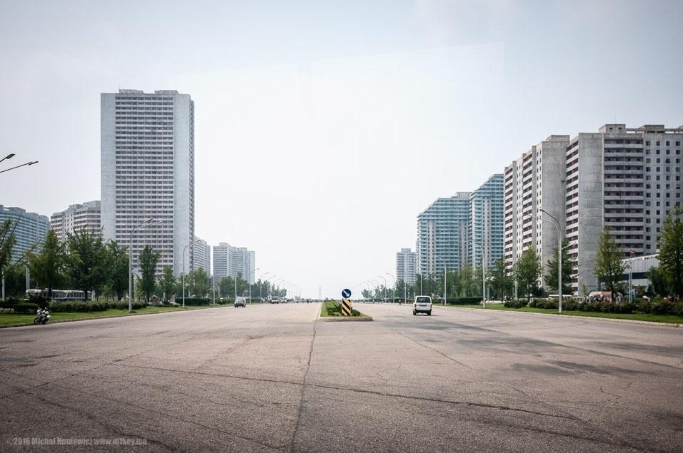 """70. """"Nunca houve muito tráfego em Pyongyang. Como iríamos nos envolver em um acidente de carro? """""""