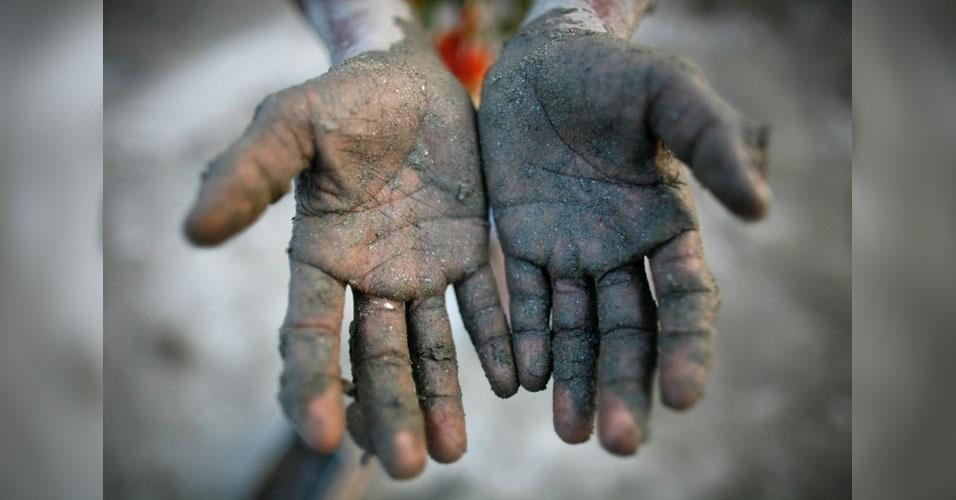 12. A Índia tem a maior população de escravos do mundo moderno, com mais de 14 milhões de cativos