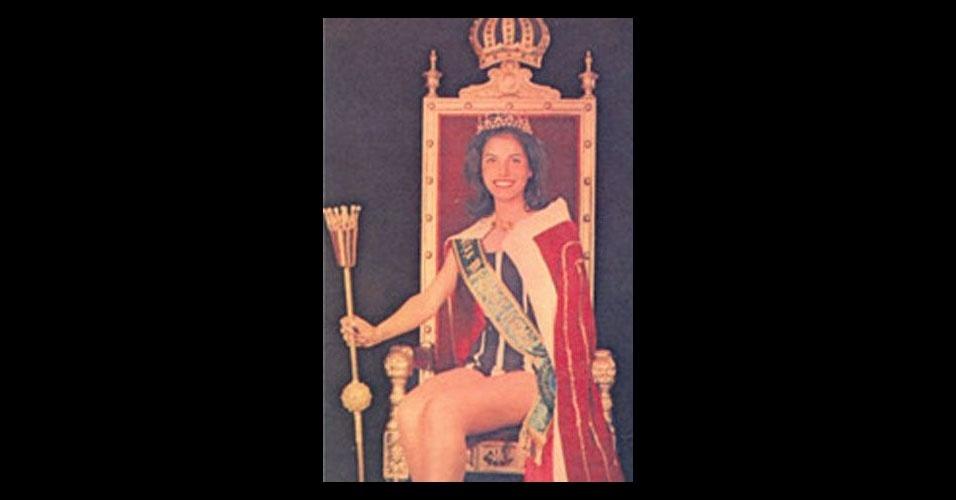 6. Iêda Maria Vargas - a 1ª brasileira a vencer o Miss Universo foi a Miss Rio Grande do Sul 1963