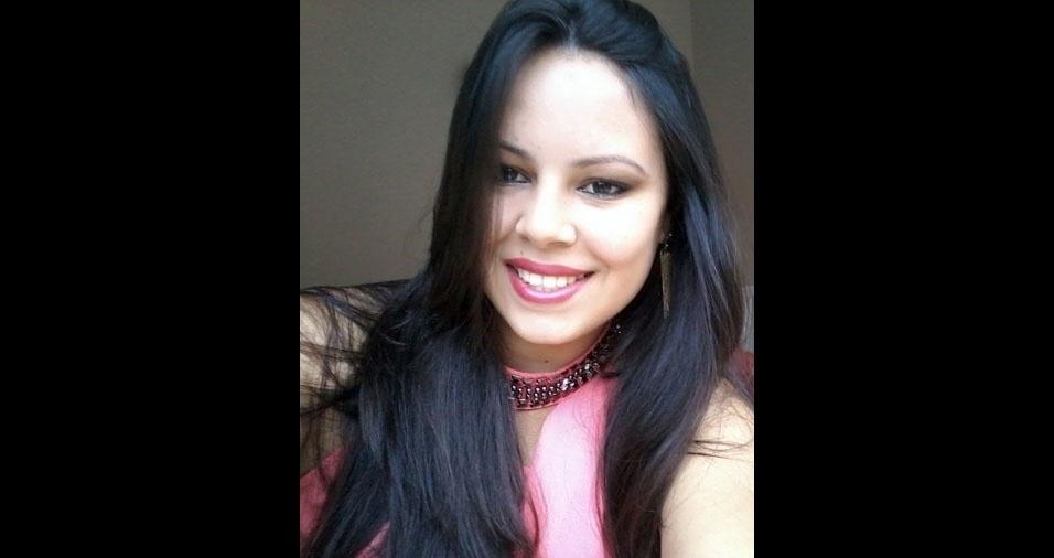 Leticia Silva, 23 anos, de Caratinga (MG)