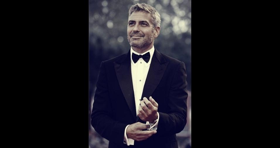 48. George Clooney. Parece que o ator só melhora com o tempo, não é mesmo? Já são 55 anos de pura sedução