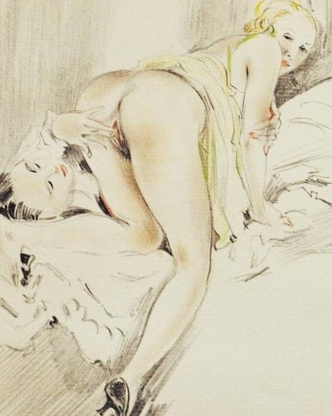 29.mar.2016 - A página do Instagram @cold___meat, especializada em imagens artísticas para lá de sensuais, é sucesso na internet. Seu criador, Darryl, possui um acervo digital bastante extenso