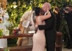 Lágrimas e Limousine: Gretchen mostra todos os detalhes de seu casamento na Eliana - Divulgação