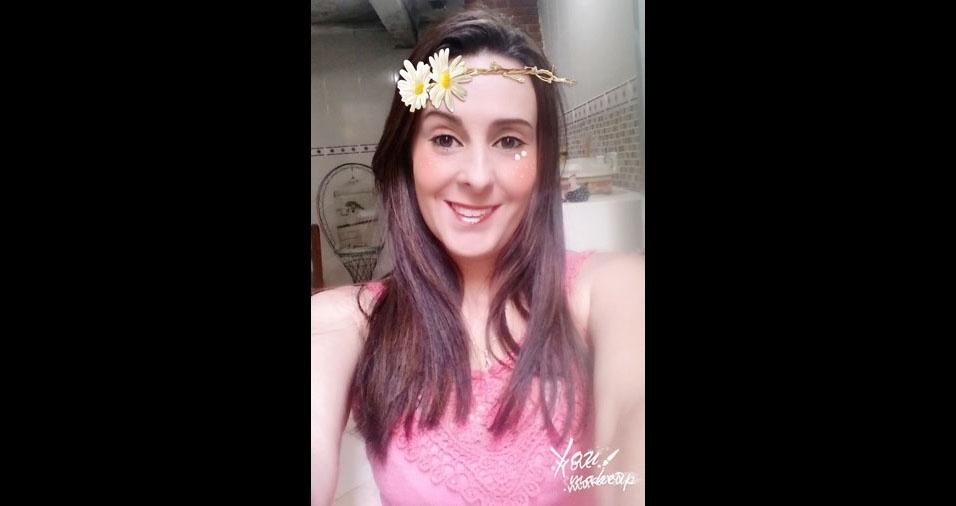 Flávia Lombardi, 42 anos, de São Paulo (SP)