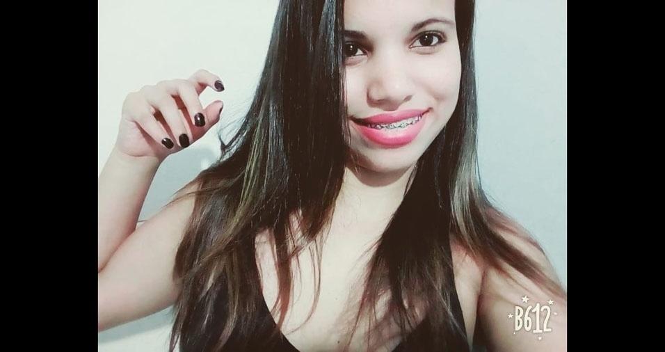 Giulia Limontas, 20 anos, de Praia Grande (SP)