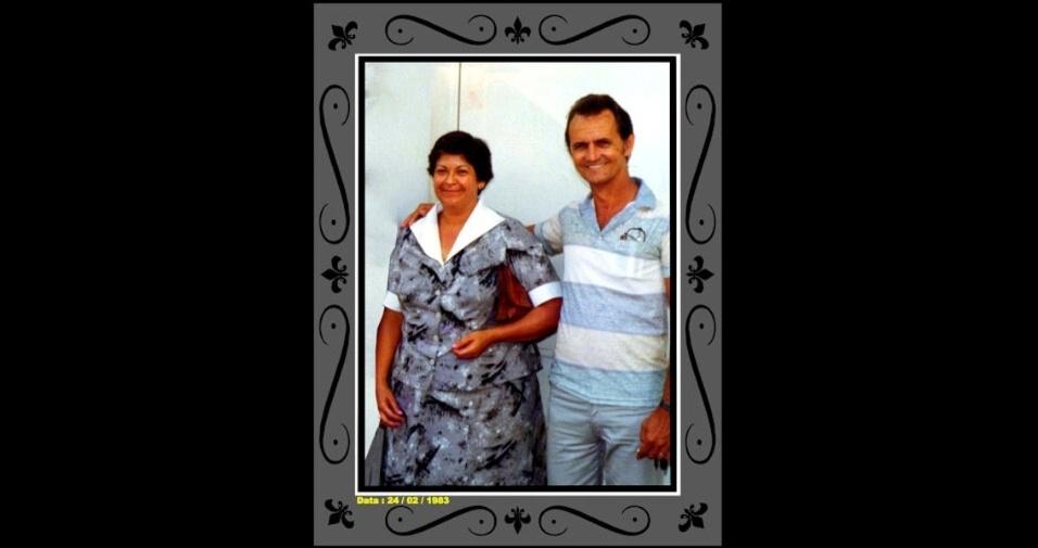 Manoel Monteiro Cavarches e Maria Aparecida Gomes Monteiro, de Itu (SP)