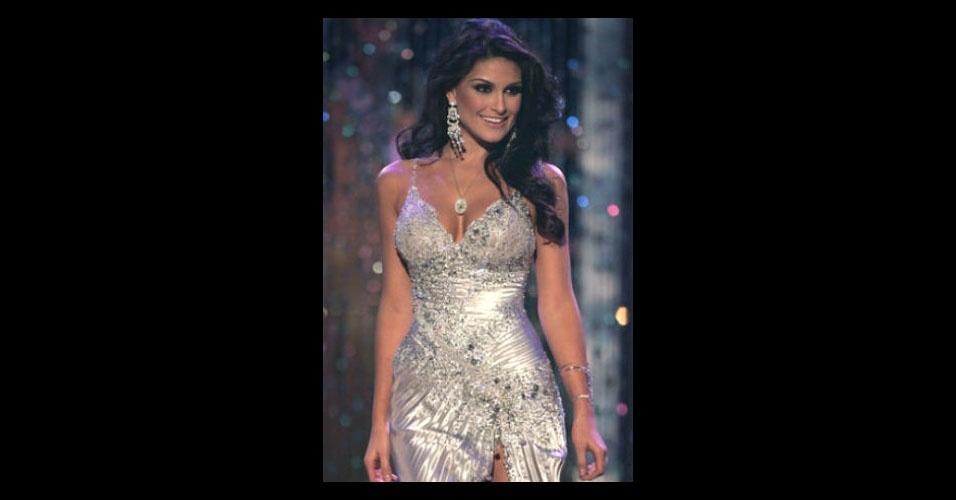 12. Natália Guimarães - a Miss Minas Gerais foi vice Miss Universo em 2007