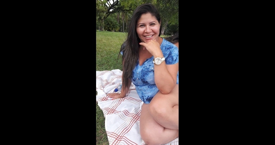 Teyla Cristina, 29 anos, de Marília (SP)