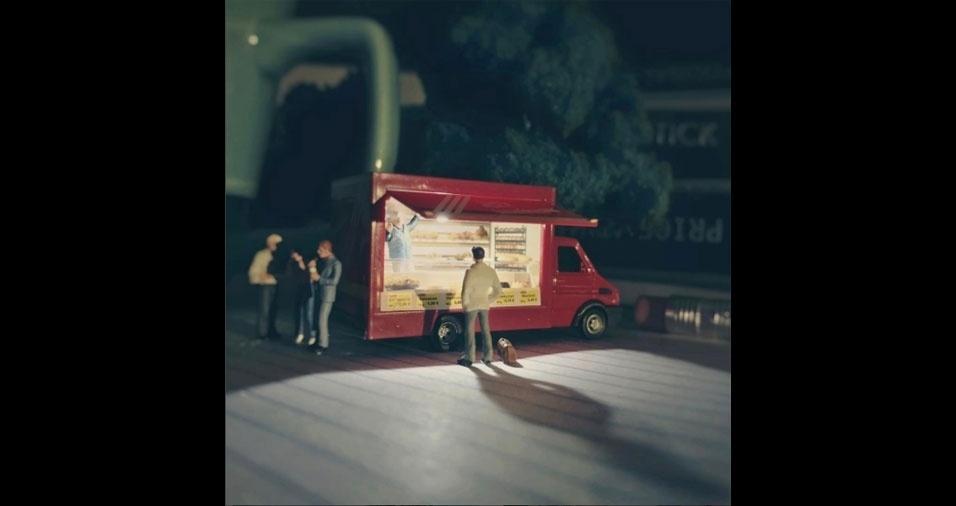 36. Food truck