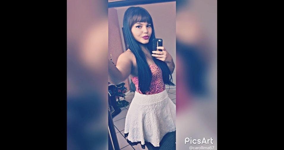 Ana Carolina, 19 anos, de Araraquara (SP)