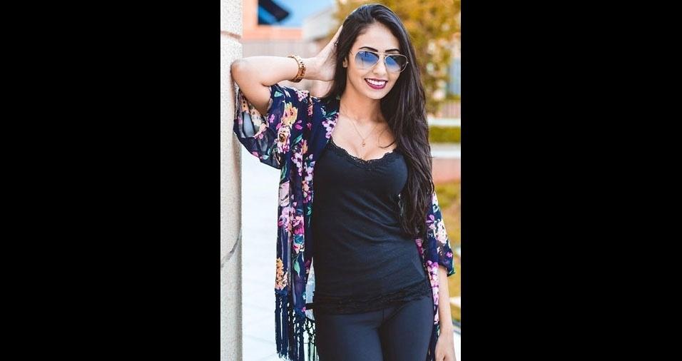 Bruna Jackeline Bastos, 26 anos, de Osasco (SP)