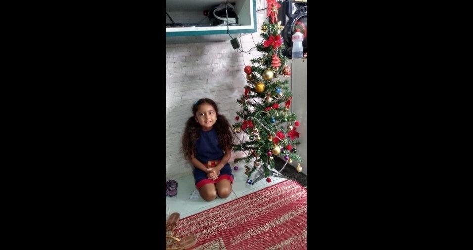 Yonala Leite, de Salvador (BA), enviou seus pets para comemorar o Natal. Segundo ela, Minnie e Mick adoram ser fantasiados e estão na espera dos presentinhos do bom velhinho