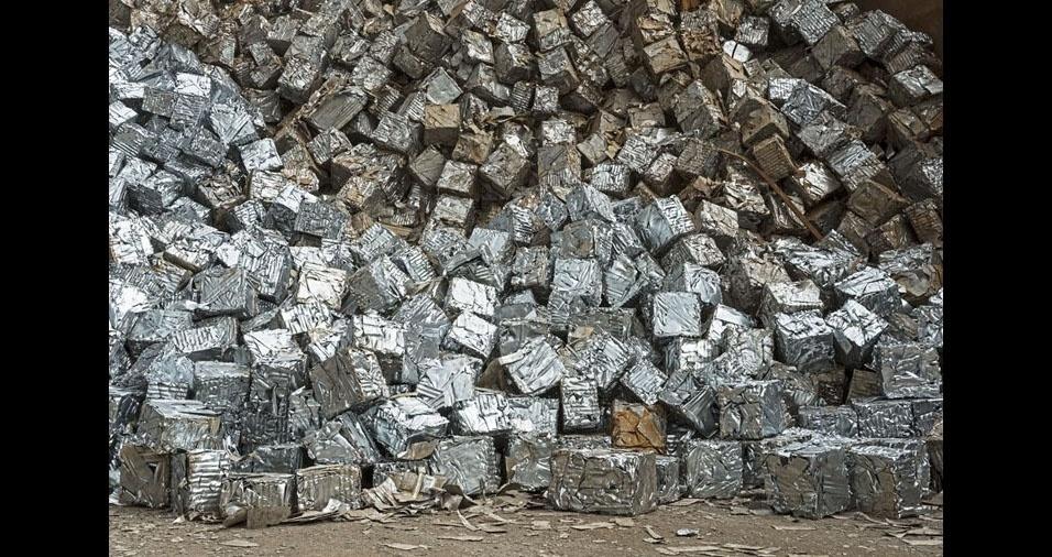 11. Embalagens de alumínio