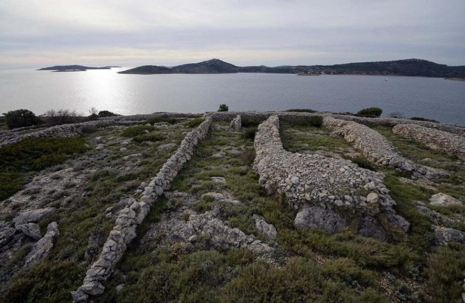 14.mar.2017 - O governo da Croácia está pressionando a Unesco para incluir a ilha entre os Patrimônios Mundiais da Humanidade