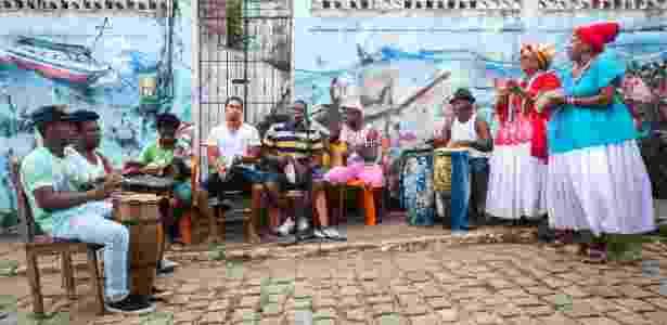 Chula de São Braz - Dario Guimarães Neto/BOL - Dario Guimarães Neto/BOL