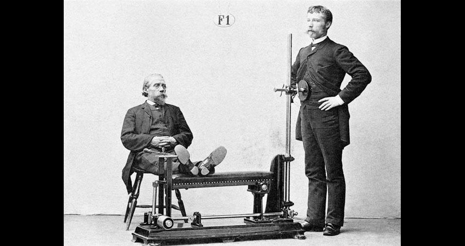 3. Dr. Zander exibiu suas invenções na Exposição do Centenário de 1876, na Filadélfia, EUA