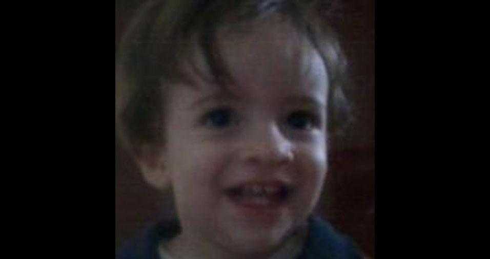 Alexander enviou foto do filho Bernardo