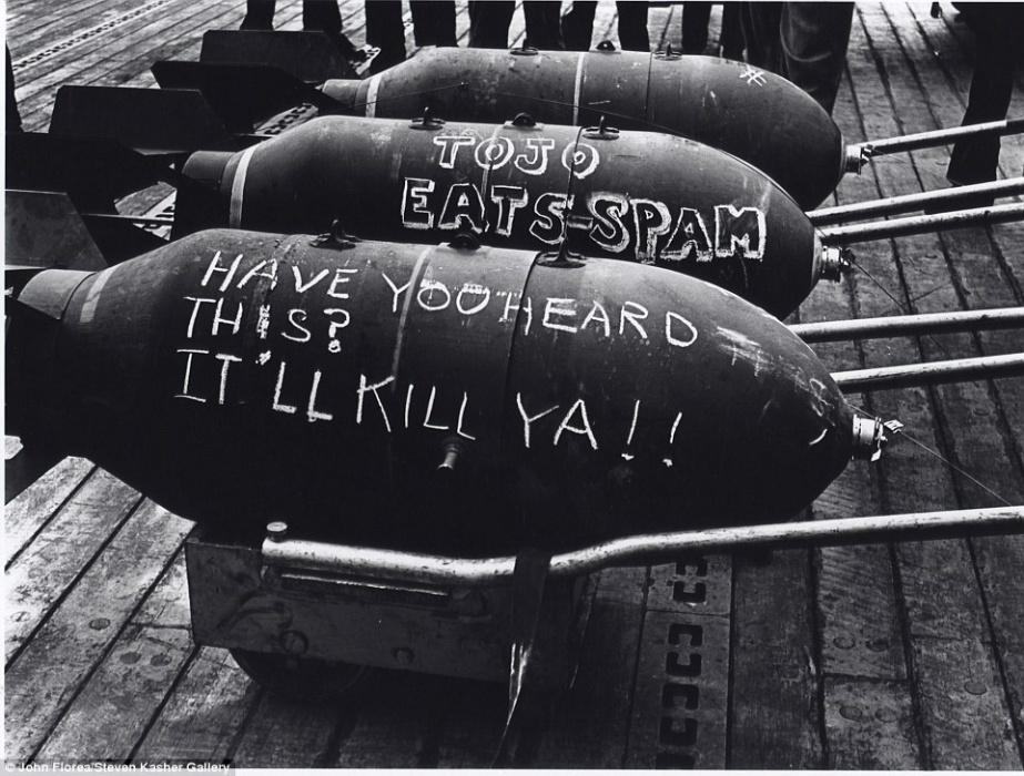 """""""Você já ouviu isso? Ele vai matar você"""". Bombas no convés de um navio durante a Batalha de Tarawa, em 1943"""