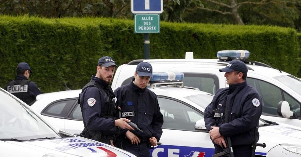 9. Magnanville, França. Em 13 de junho, um policial e sua esposa foram esfaqueados em casa. O Estado Islâmico assumiu a responsabilidade pelo atentado