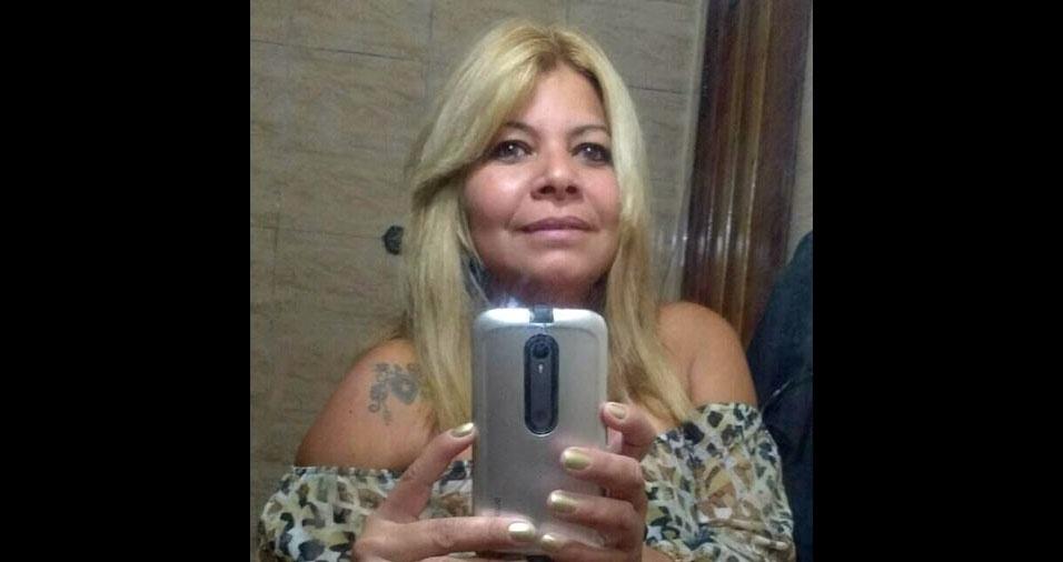 Catiane Alves, 47 anos, de Macaé (RJ)
