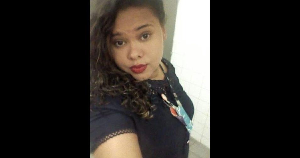 Bruna Perreira, 25 anos, de Maceió (AL)