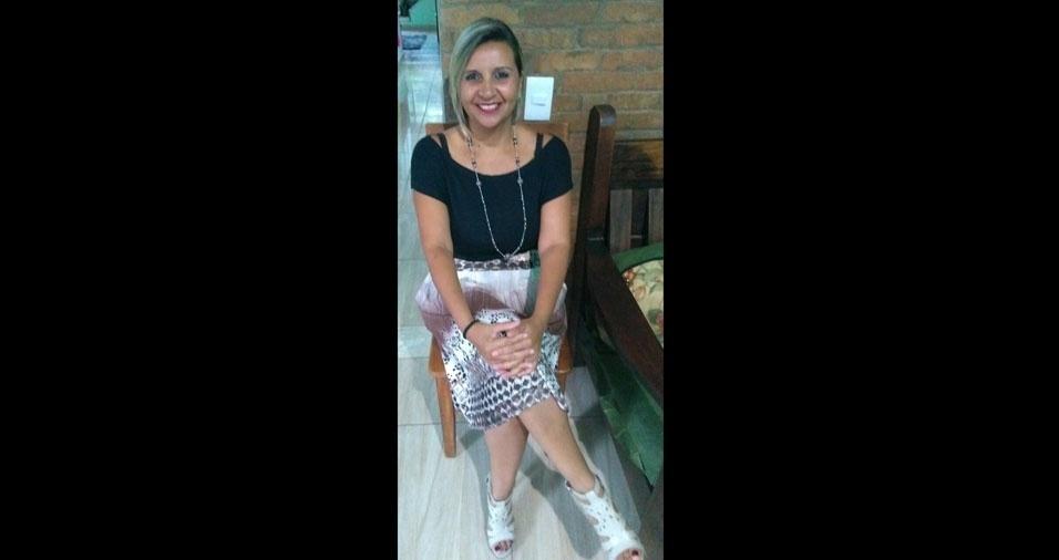 Rosana dos Santos Luiz, 47 anos, de Morro Doce (SP)