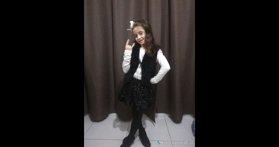 Foto da Bárbara Nataly Ruas, filha do Henrique e da Cícera, de Amparo (SP)