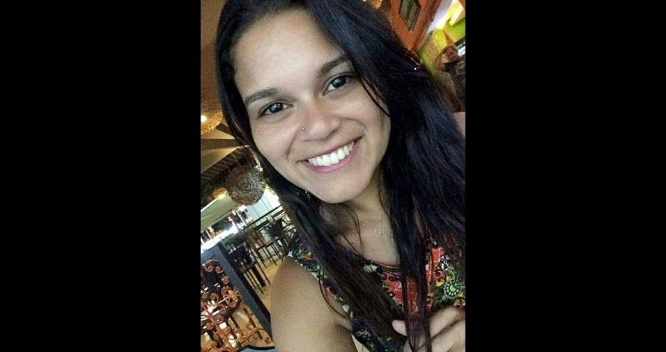 Cristina Feliciano, 28 anos, de Ribeirão Pires (SP)