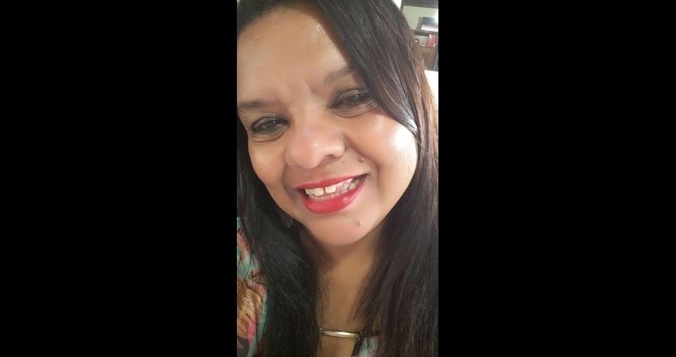 Maria Cristina dos Santos, 38 anos, de Paulínia (SP)