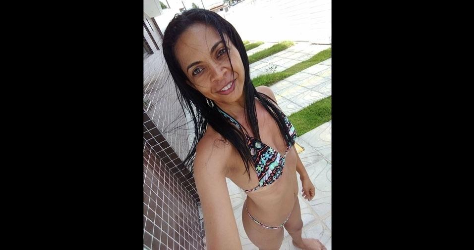 Aldineia Alves, 39 anos, de João Pessoa (PB)