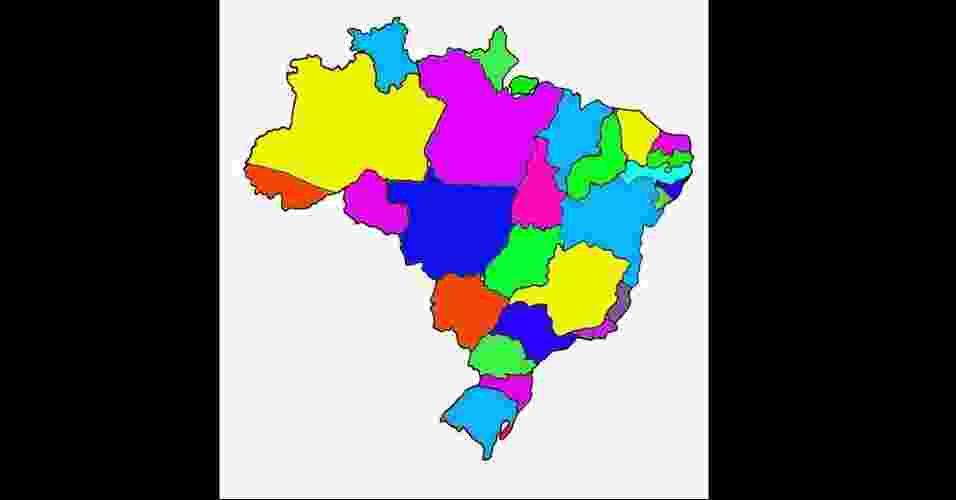 Brasil - Montagem BOL