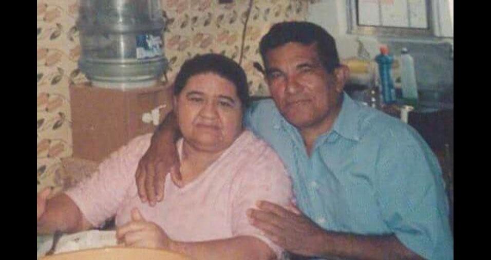 """Sérgio de Oliveira, de Guarulhos (SP), homenageia o pai Pedro de Siqueira: """"Saudades eternas de um grande pai, amigo e companheiro para todas horas. Jamais o esquecerei. Sinto muito sua falta"""""""