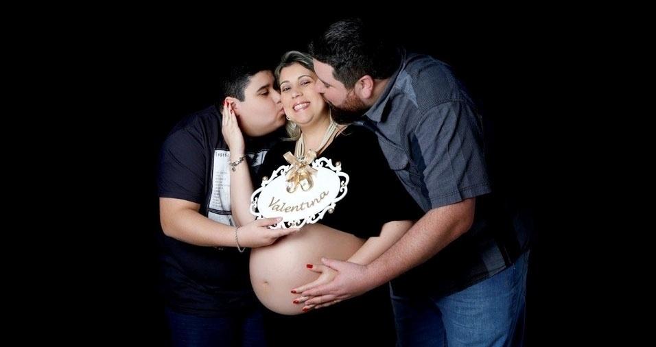 A gravidez da Michelle, de Ferraz de Vasconcelos (SP)
